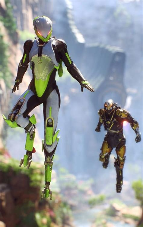 E3 2018: Anthem video game release date confirmed, Xbox