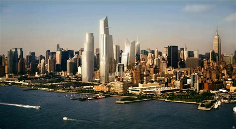 """Hudson Yards: """"the largest real estate project in U"""