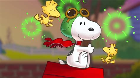 Snoopy's pledging $100K for a dog charity with new mobile