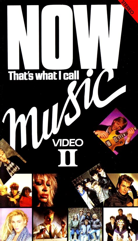 Now That's What I Call Music Video II | Duran Duran Wiki