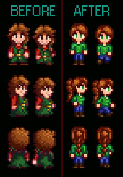 Younger Marnie at Stardew Valley Nexus - Mods and community