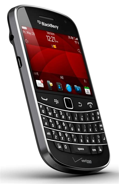 Blackberry Bold 9930 QWERTY Messaging Smartphone for