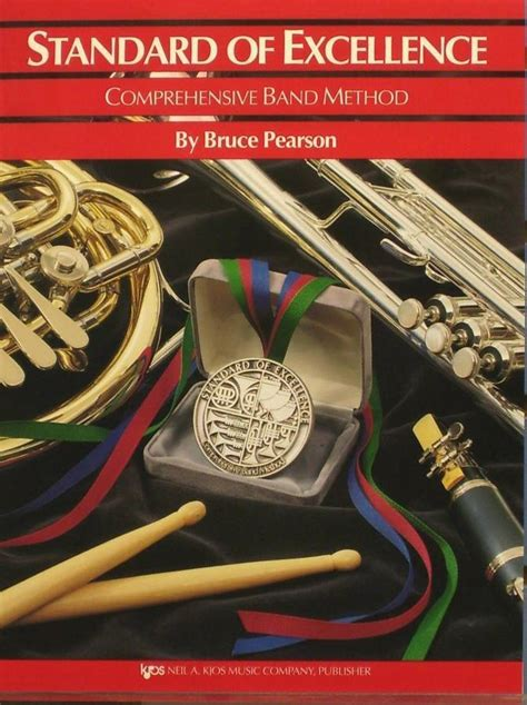 Kjos Music Standard Of Excellence Book 1 - Flute - Long