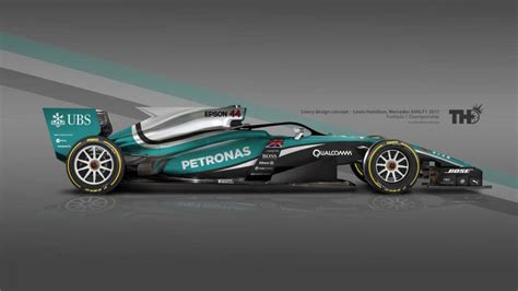 These renders prove F1 designers need to up their game