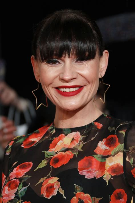 Lucy Pargeter – National Television Awards 2019