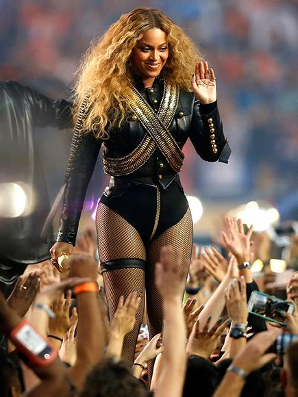 Beyonce 'Proud' of Her Super Bowl 50 Haltime Show Performance
