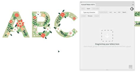 How to Create a Color Font in a Few Simple Steps